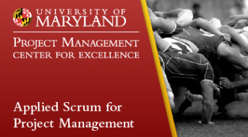 Applied Scrum for Project Management