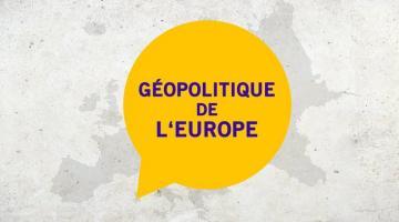 Géopolitique de l'Europe