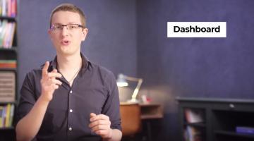 Réalisez un dashboard avec vos données