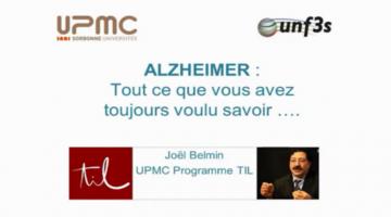 La maladie d'Alzheimer: tout ce que vous avez toujours voulu savoir