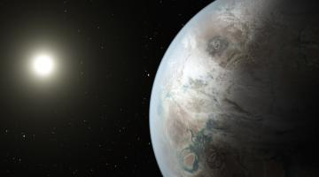 Super-Earths and Life