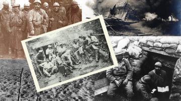 Sur les pas des combattants de Verdun : 1916 - 2016