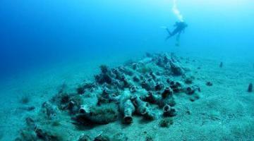 Shipwrecks and Submerged Worlds: Maritime Archaeology