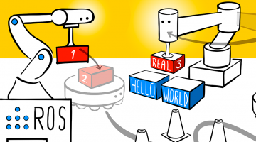 Hello (Real) World with ROS – Robot Operating System
