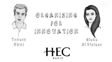 Organizing for Innovation