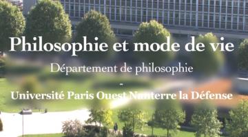 Philosophie et modes de vie : de Socrate à Pierre Hadot et Michel Foucault