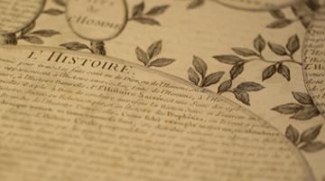 十七和十八世纪欧洲的书籍历史