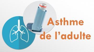 Asthme de l'adulte