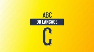 ABC du langage C