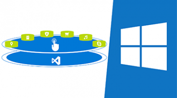 开发Windows 10 UWP应用程序(第1部分)