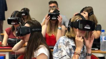 Rendre l'éducation « expérientielle » avec l'aide de la réalité virtuelle
