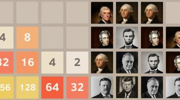 Make Your Own 2048