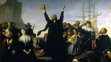 美国诗歌:早期新英格兰诗歌