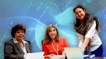Liderazgo en gestión educativa estratégica a través del uso de la tecnología