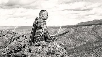 The Land Ethic Reclaimed: Perceptive Hunting, Aldo Leopold, and Conservation