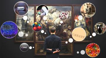 Europeana Space: Creative with Digital Heritage