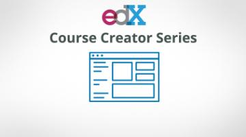 Creating a Course with edX Studio
