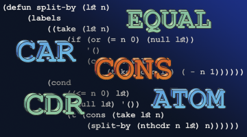 Введение в  функциональное программирование на Common Lisp