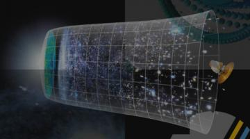 From the Big Bang to Dark Energy