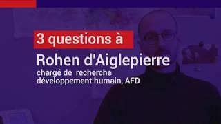 Rohen d'Aiglepierre : L'éducation en Afrique subsaharienne