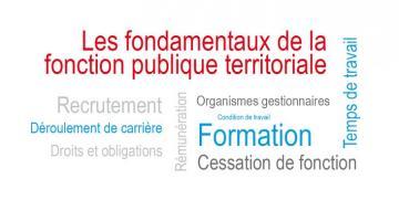 Les fondamentaux de la fonction publique territoriale
