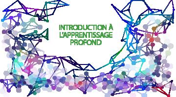 Introduction à l'apprentissage profond