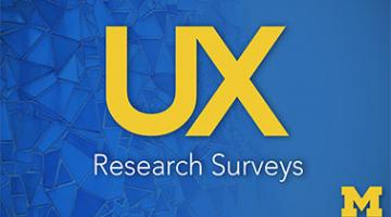 UX Research Surveys