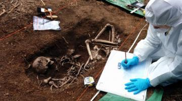Identifying the Dead: Forensic Science and Human Identification