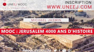 Jérusalem : 4000 ans d'Histoire