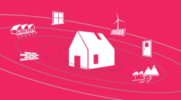 Circular Economy for a Sustainable Built Environment