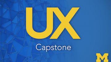 UX (User Experience) Capstone