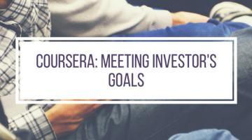 Meeting Investors' Goals