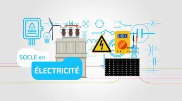 Socle en Electricité