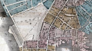 Récits d'urbanisme et question des communs