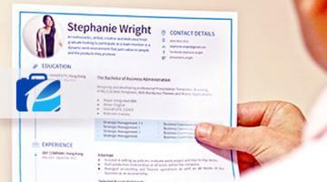 亚洲求职英语:工作申请、简历、求职信