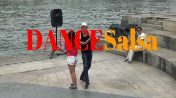 DANCESalsa for Golden Ageing