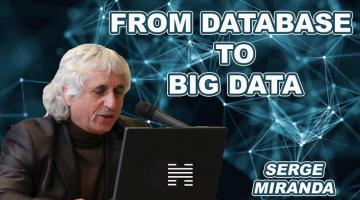 From data base to big data