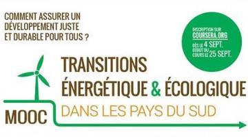 Transitions énergétique et écologique dans les pays du Sud