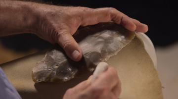 Faire parler les pierres taillées de la Préhistoire