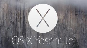Domptez votre Mac avec OS X Yosemite