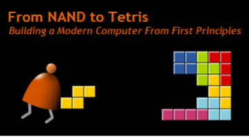 Build a Modern Computer from First Principles: Nand to Tetris Part II (project-centered course)