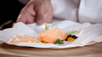 Science & Cooking: From Haute Cuisine to Soft Matter Science (physics)