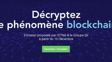 Décryptez le phénomène blockchain