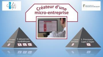 Créateur d'une micro-entreprise
