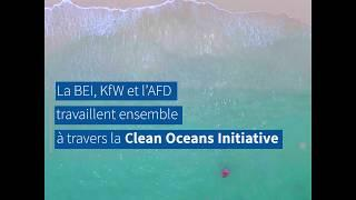 Guerre au plastique en mer (clean ocean)