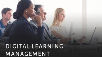 Digital learning management