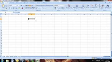 Les bases d'Excel