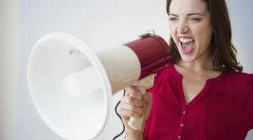You need to be more assertive. Read this article! Right now!