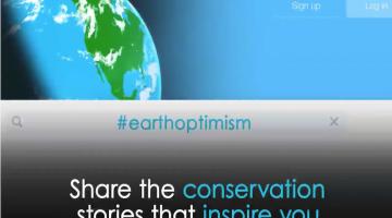 #EarthOptimism2018