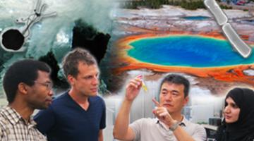 生命的极端:微生物及其多样性